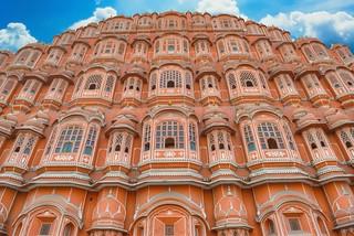 Hawa Mahal, Jaipur _1