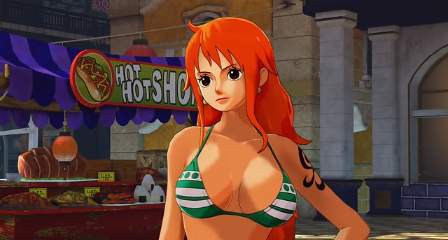 One Piece World Seeker - Nami