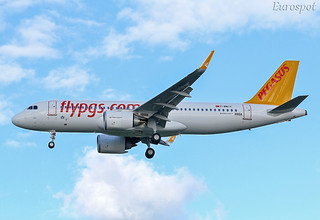 F-WWIT Airbus A320 Neo Pegasus