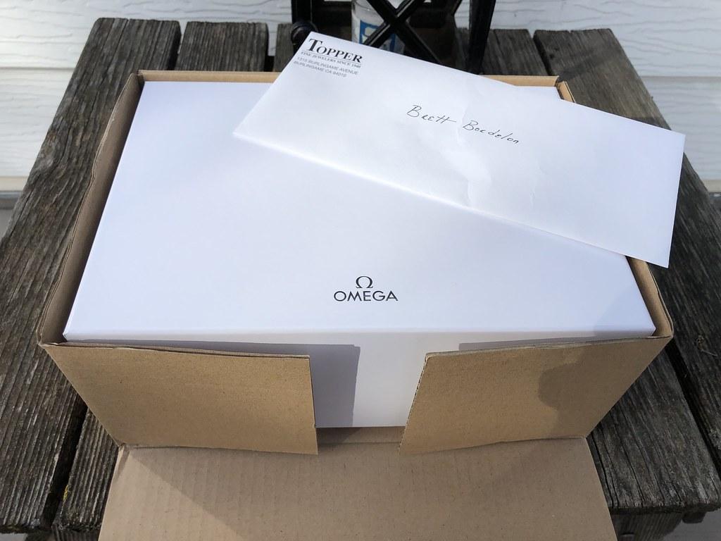 Omega PO - inner box