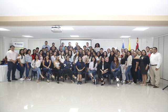 Febrero 27 de 2019 / Reunión estudiantil Programa Administración de Negocios Internacionales