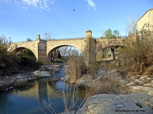 Puente de Castelserás