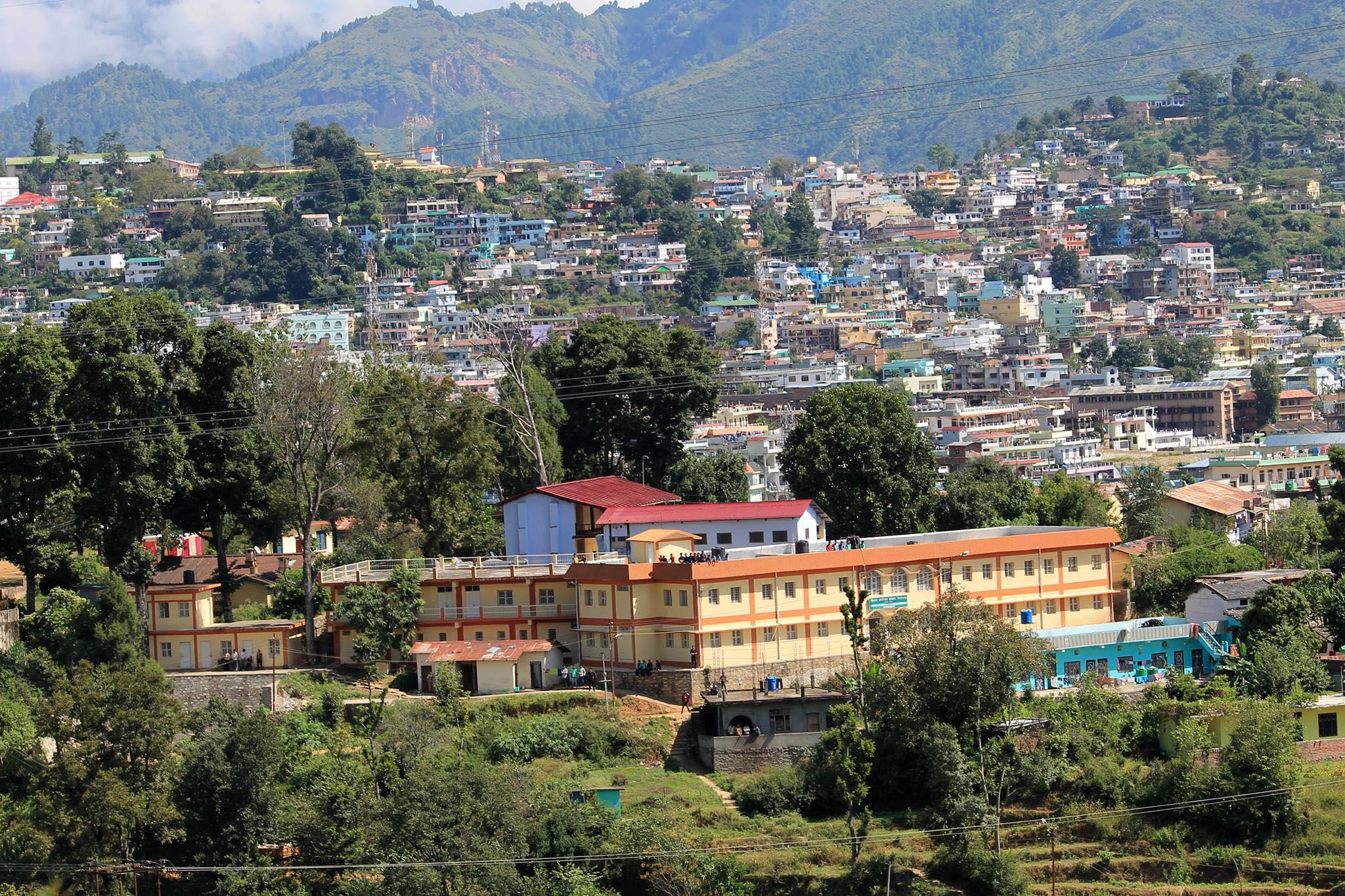 पिथौरागढ़ (फोटो साभार: विकिपीडिया)