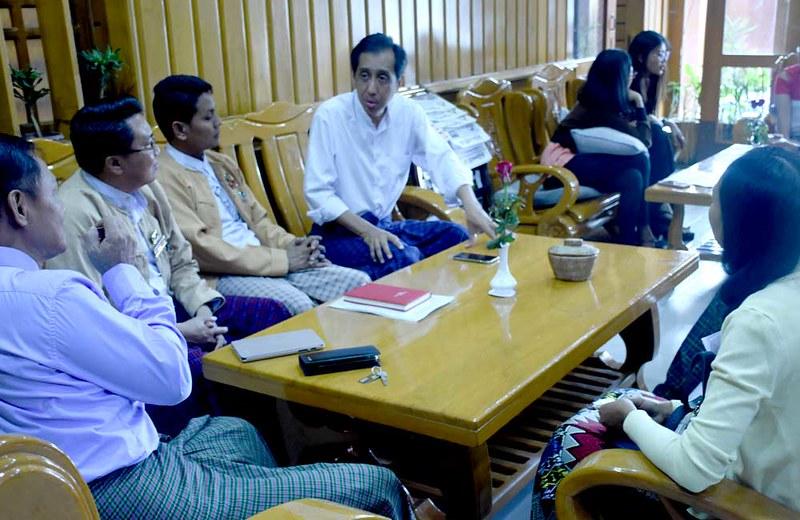 Managing Policy Reform Workshop @ Hotel Dinger, Mandala