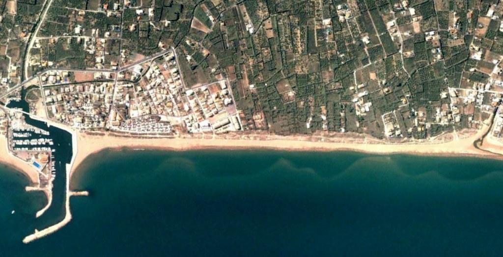 playa oliva, valencia, aquí vendrá olivia, antes, urbanismo, planeamiento, urbano, desastre, urbanístico, construcción
