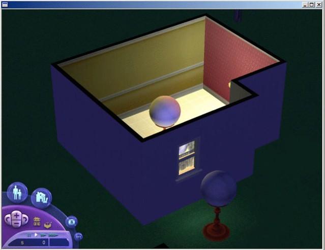 Imagens Inéditas do The Sims 2