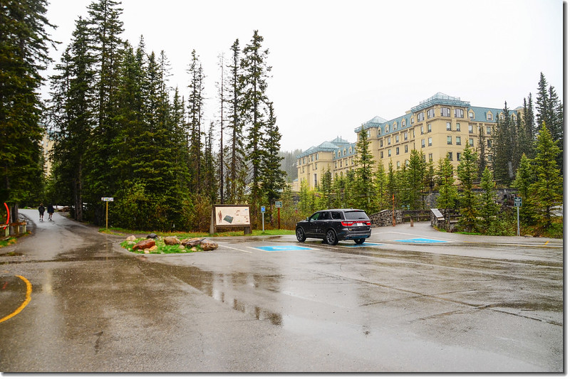 Chateau Lake Louise 2