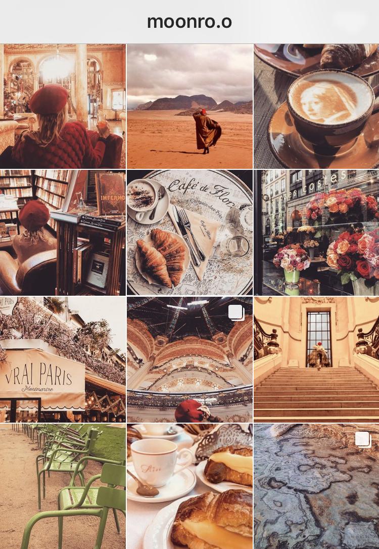 DISTRICT F — INSTAGRAM THEME IDEAS Идеи визуальных сеток для Инстаграма двадцать