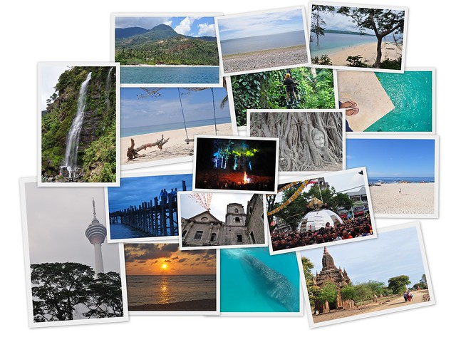 Destinations of 2014