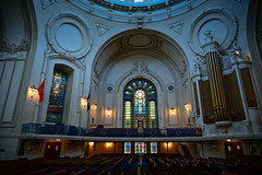 Naval Academy Chapel at US Naval Academy - Annapolis MD