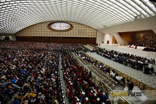 Roma: Audiência Geral de Quarta-Feira