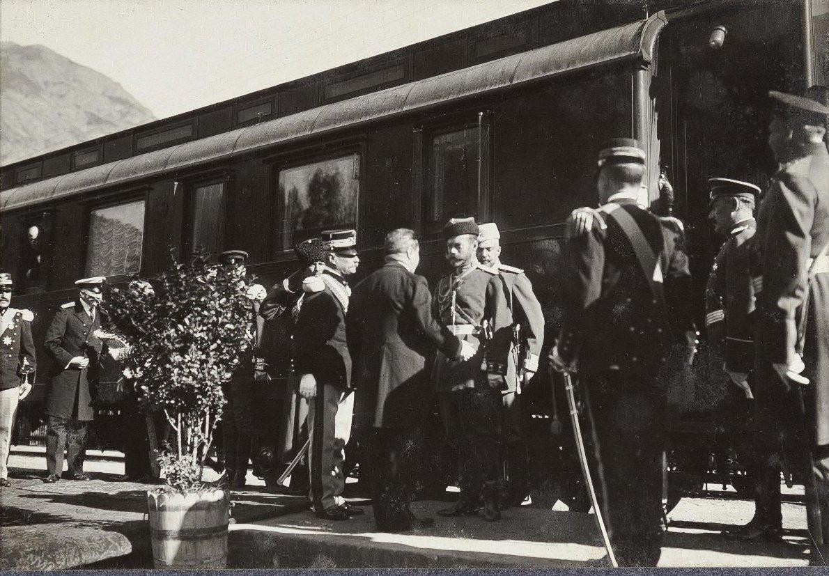 1909. Ракониджи. Италия