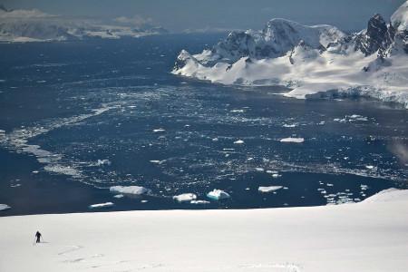 Antarktida: poslední hranice lyžování