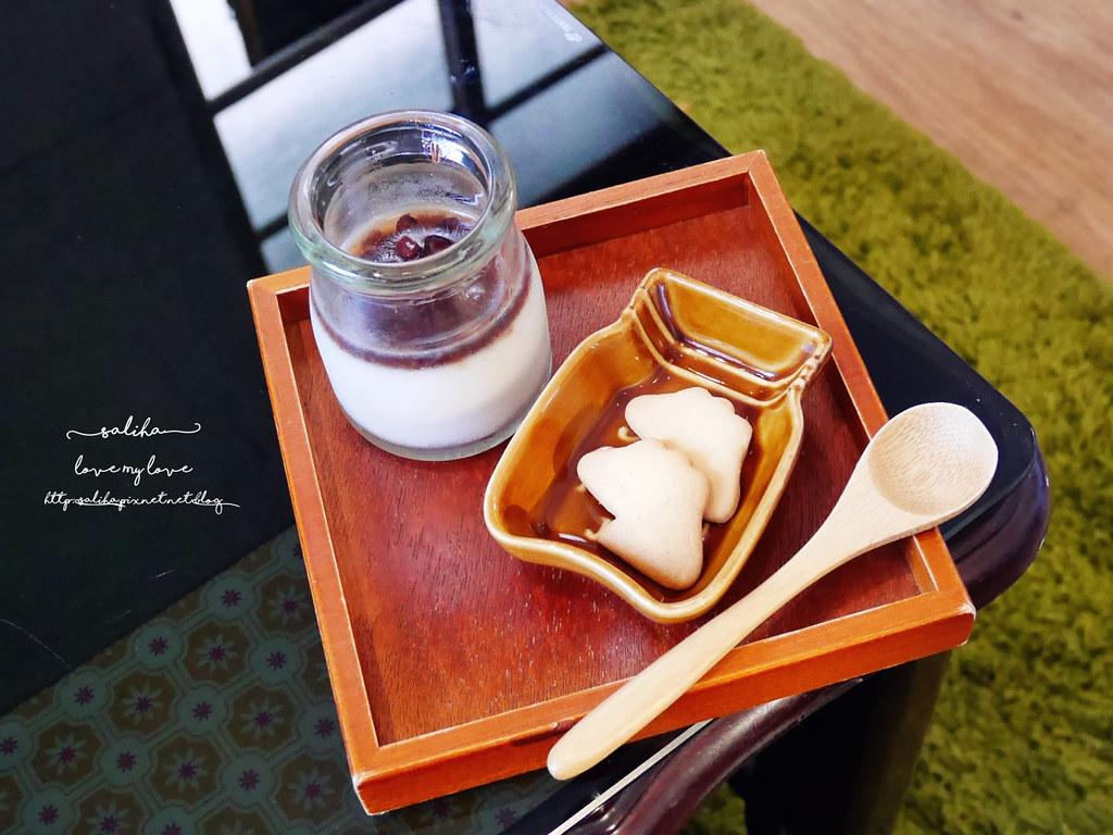 宜蘭礁溪湯圍溝溫泉公園附近餐廳PonPon乓乓雜貨咖啡廳下午茶推薦 (4)