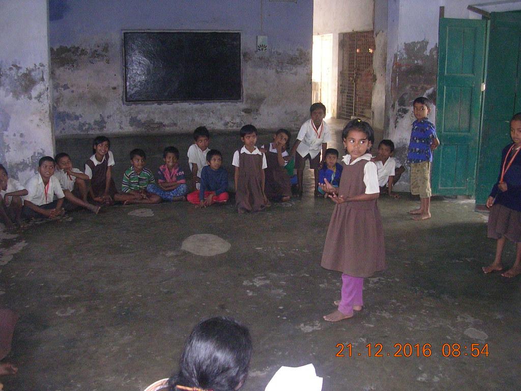 GAP at Sarisha, West Bengal - Drama Session