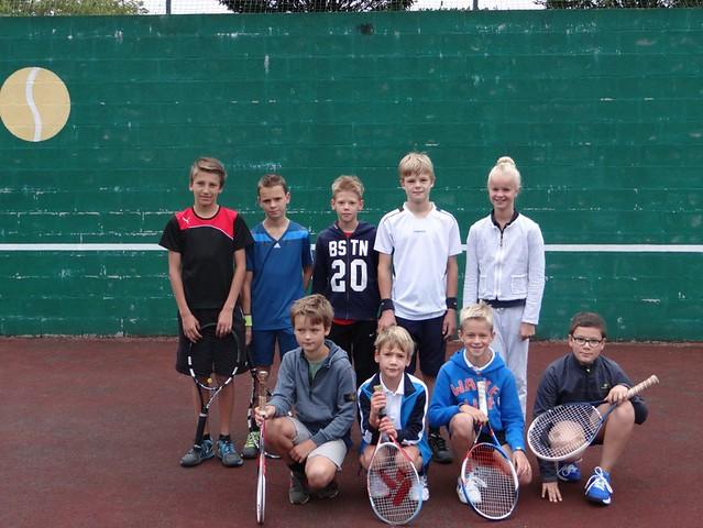 Clubkampioenschap jeugd 2015
