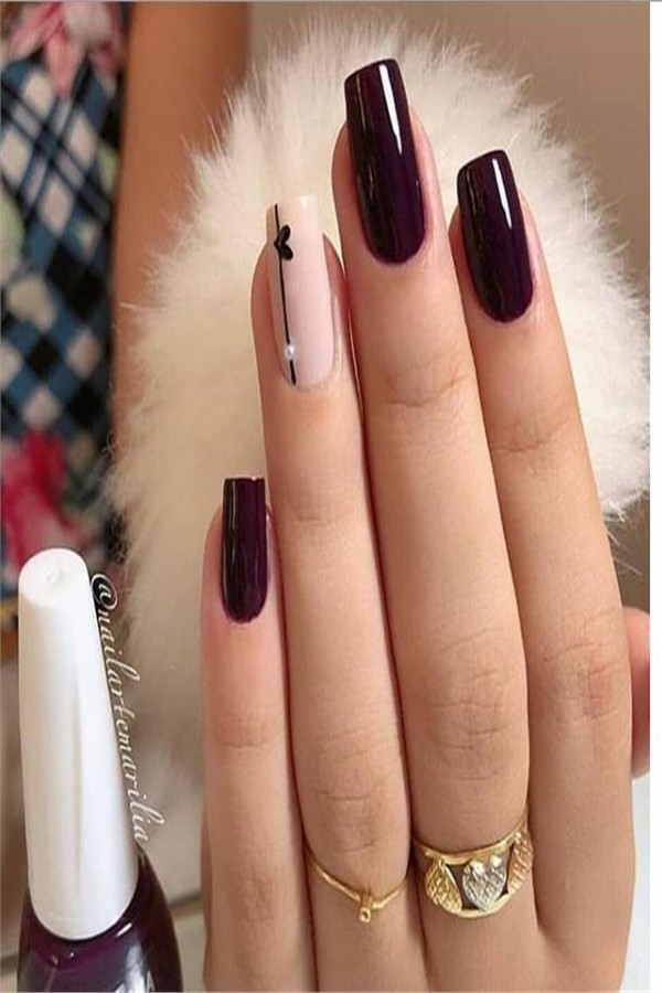 30+ Perfect Nail Art Design Ideas for You 2019 #nail_art_designs #trendy_nails #nail_art_ideas