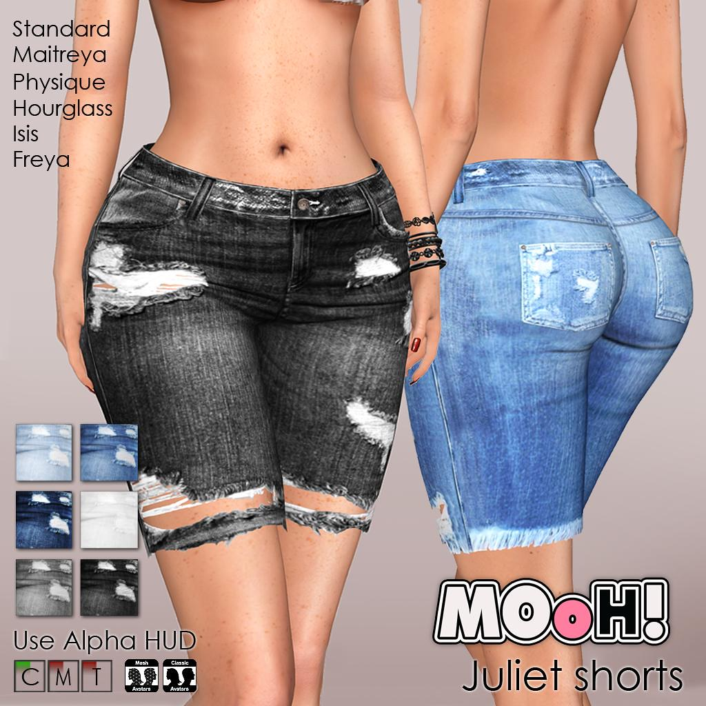 Juliet shorts