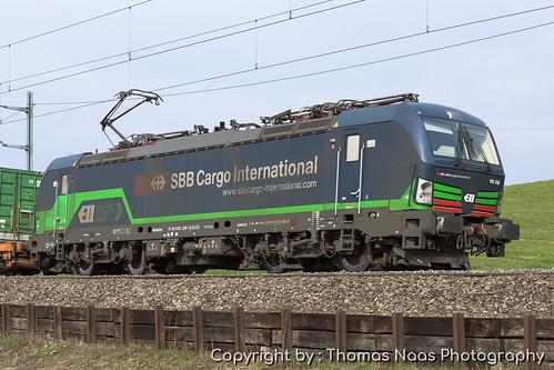 SBB Cargo International (ELL), 193 258-1