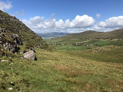 View from Beenarourke viewpoint, Ring of Kerry