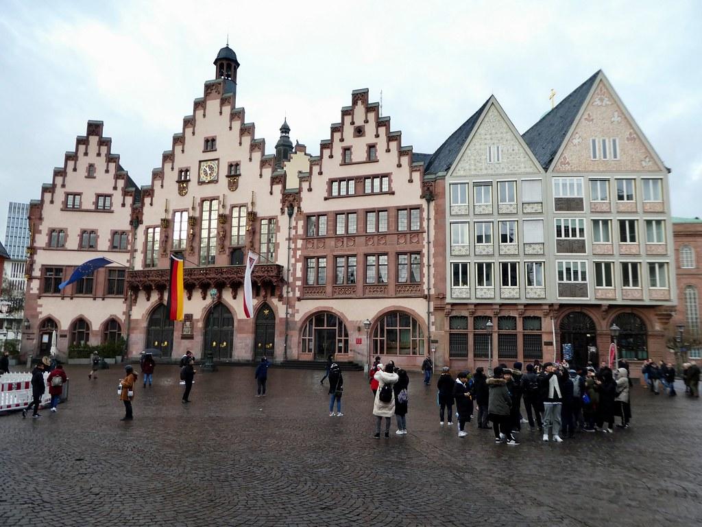 Romerberg Square, Frankfurt