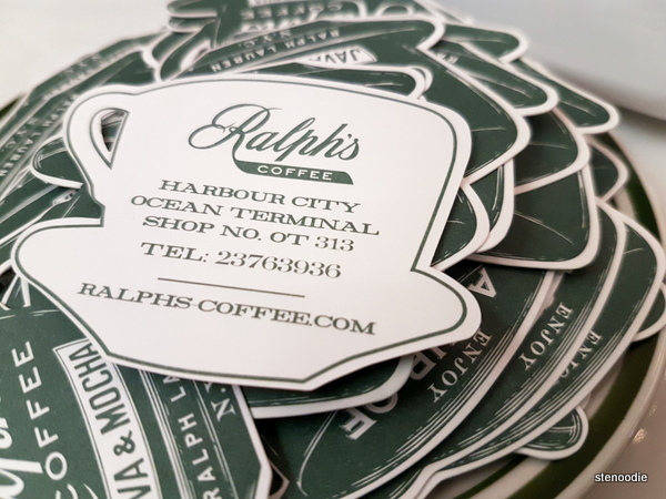 Ralph's Coffee Hong Kong