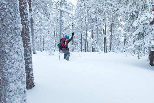 Finland-pyha-luosto-snowshoeing11