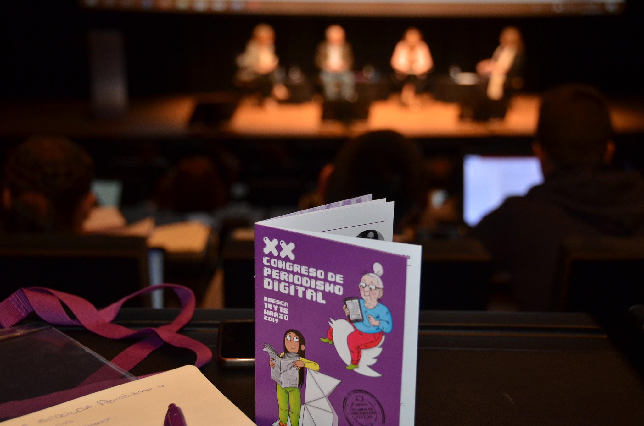 XX Congreso Periodismo Digital Huesca