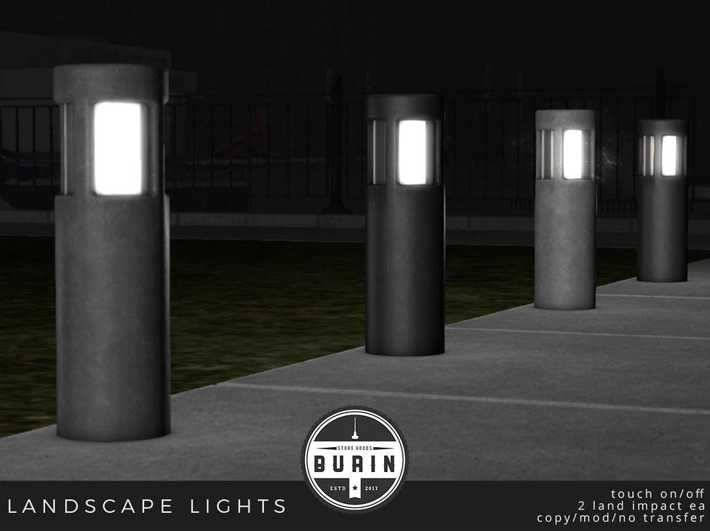 Landscape Lights - TeleportHub.com Live!