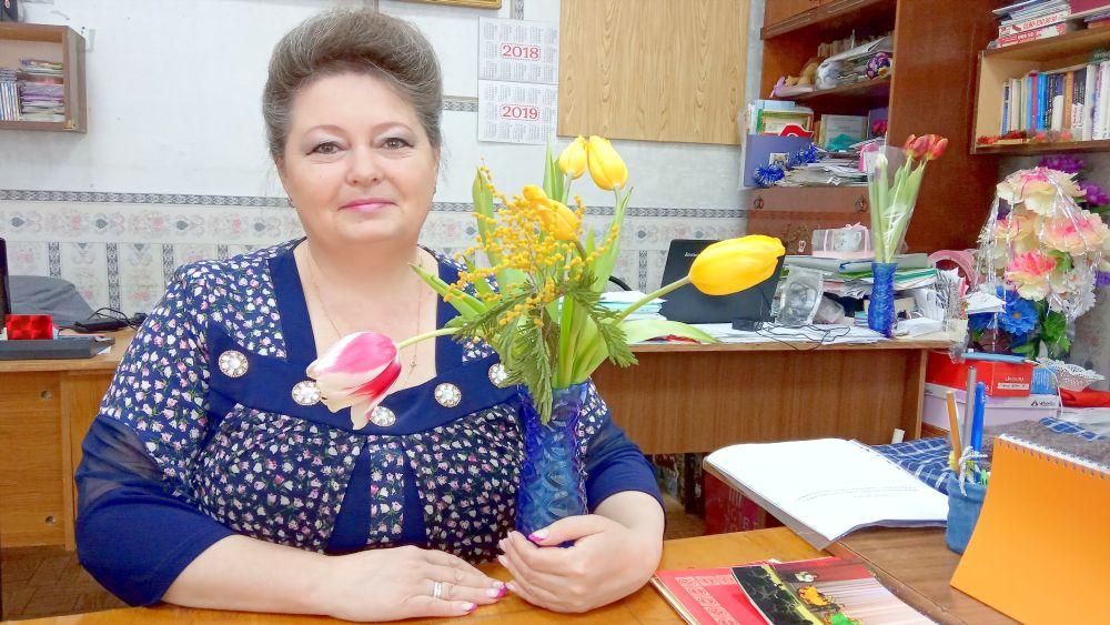 Галина Филимонова, руководитель хореографического коллектива «Весна»