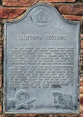 California Crossing