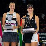 Petra Kvitova, Belinda Bencic