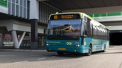 CXX 3558 leaving Zaandam Busstation