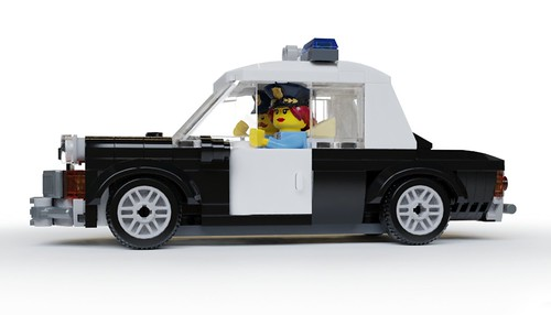 LEGO IDEAS - Product Ideas - Brick Town Police Station