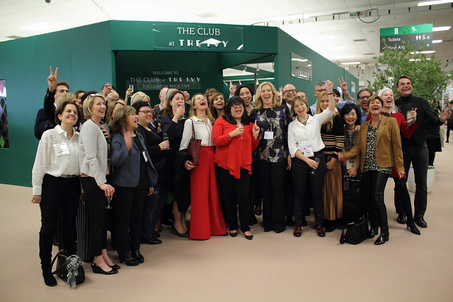 EL James - London Book Fair 2019