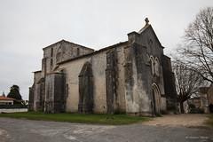 Eglise de Saint Fort - Photo of Juillac-le-Coq