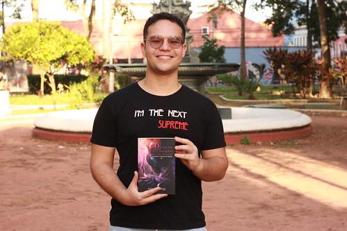 Escritor Jan Santos