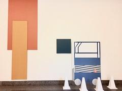 Jeanne Tzaut, Simulacres, Installations in situ