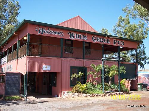 Whim Creek Hotel 2006