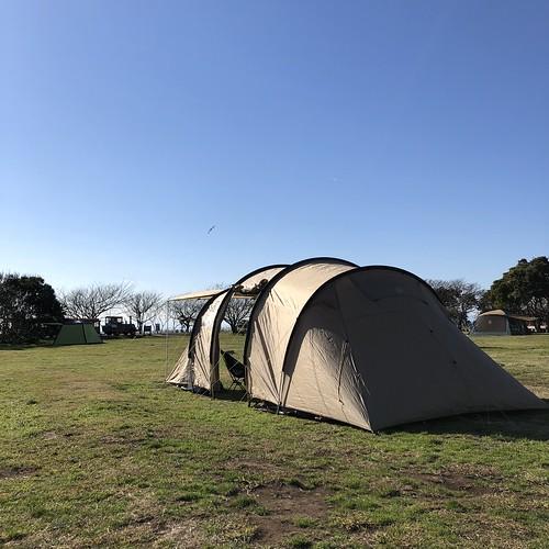 ソレイユの丘キャンプ場