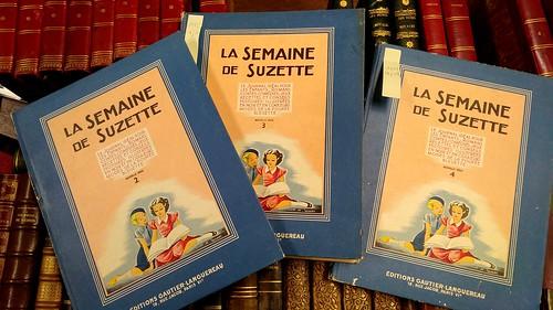 La semaine de Suzette Série 2,3 et 4 Respectivement 12€,12€ et 15€