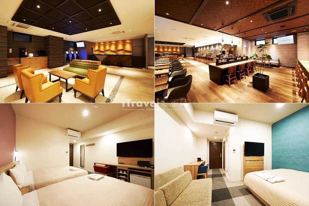 Sotetsu Fresa Inn Osaka-Shinsaibashi 2