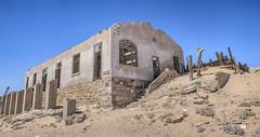 Impression from Kolmanskop