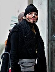 Woman street style