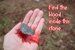 Day 3698 - Day 46 - Blood In The Stone