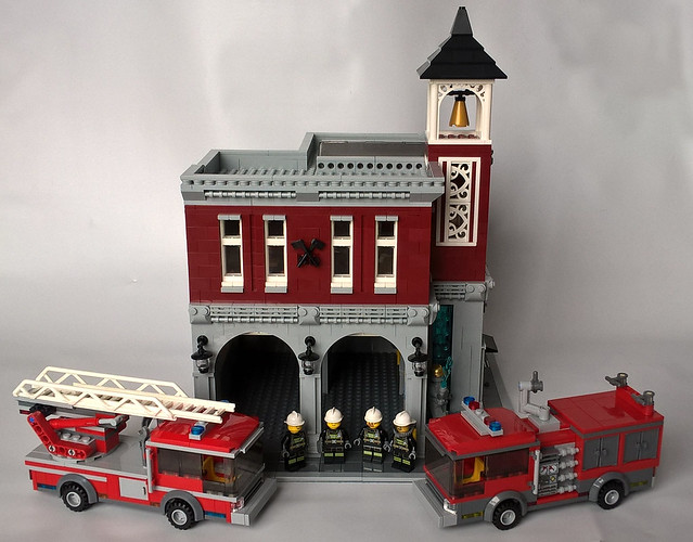 Corner Fire Station