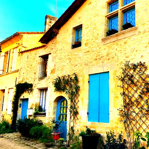 Rions. Gironde. France