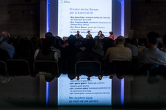 dt., 26/03/2019 - 15:59 - 26.03.2019 Barcelona. Sessió plenaria del Consorci d'Educació. Acte celebrat al CCCB