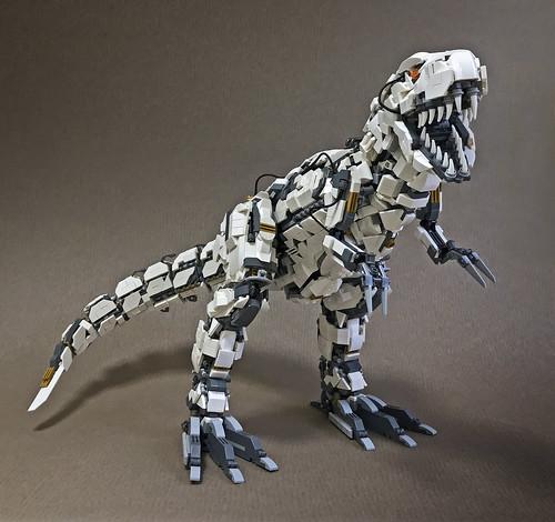 LEGO Mecha Tyrannosaur Mk2-02