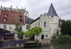 Loches (Indre-et-Loire) - Photo of Saint-Hippolyte